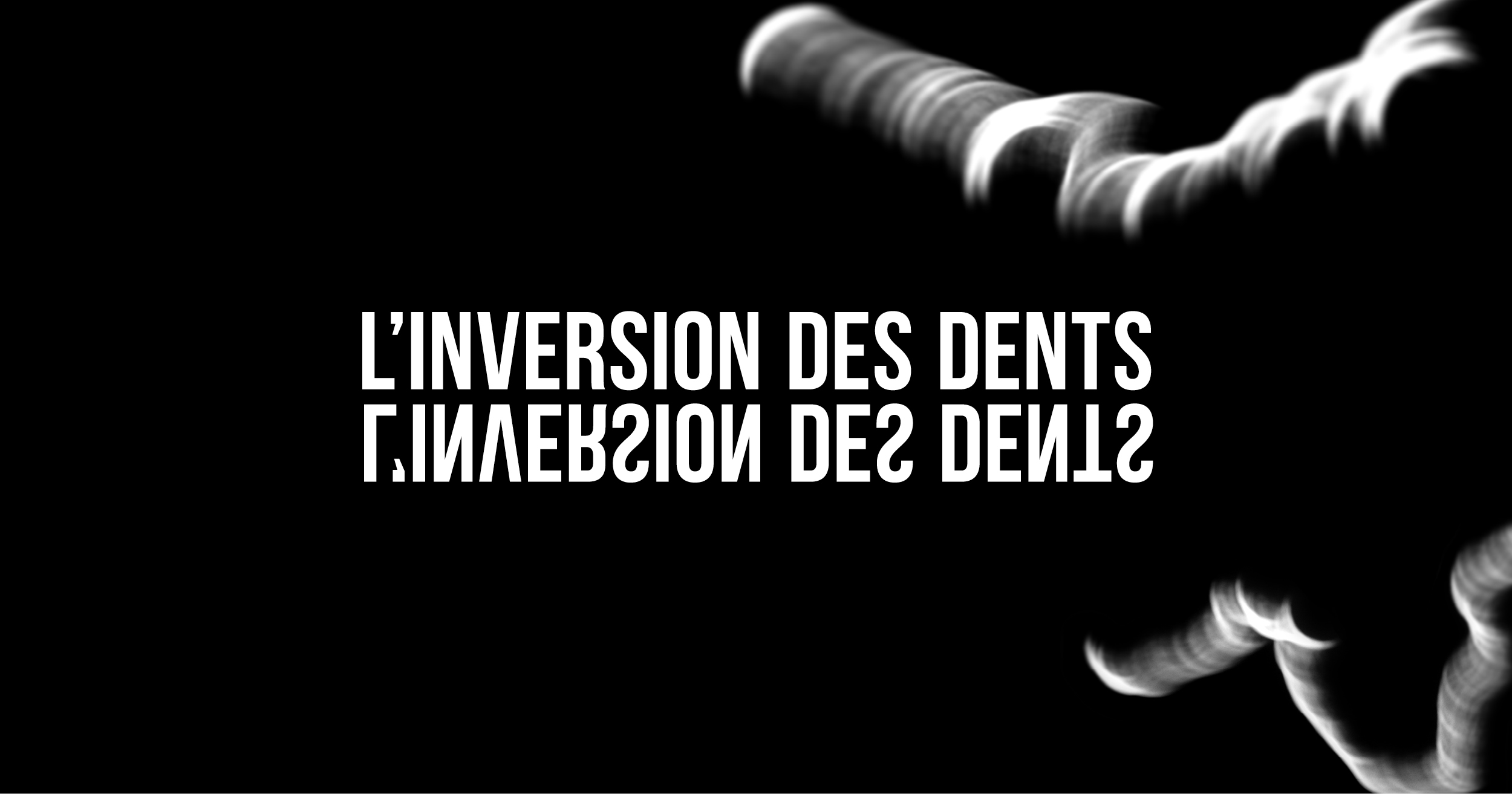 Trainance - L'INVERSION DES DENTS - AVIGNON - 13 JUILLET 2018 10:15