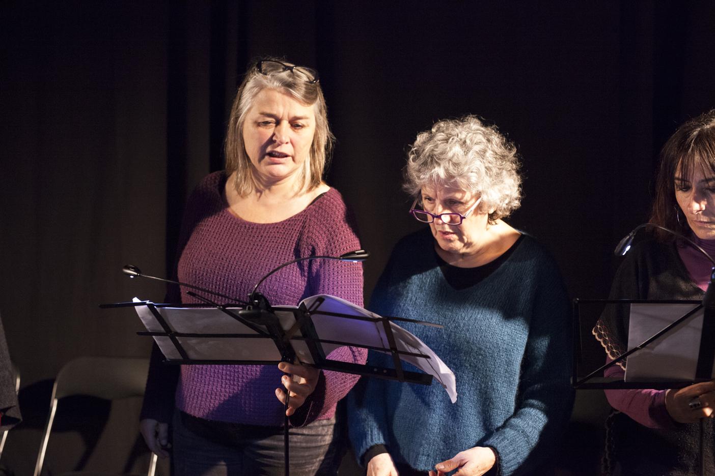 Trainance - Le Pas de Côté - Théâtre à Saint-Ambroix