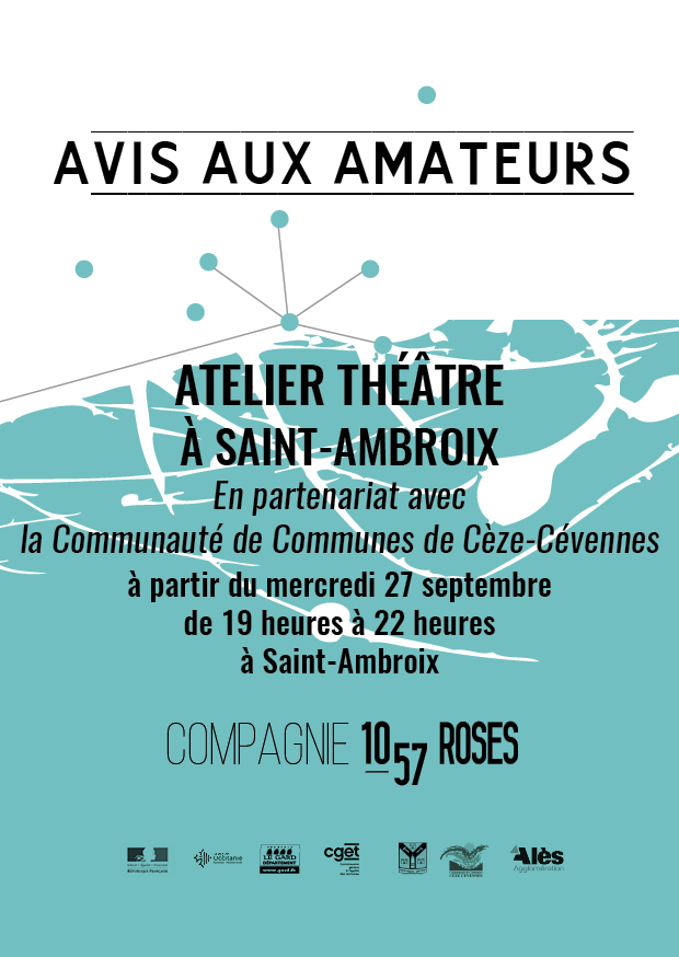 Trainance - LE PAS DE CÔTÉ THÉÂTRE À SAINT-AMBROIX