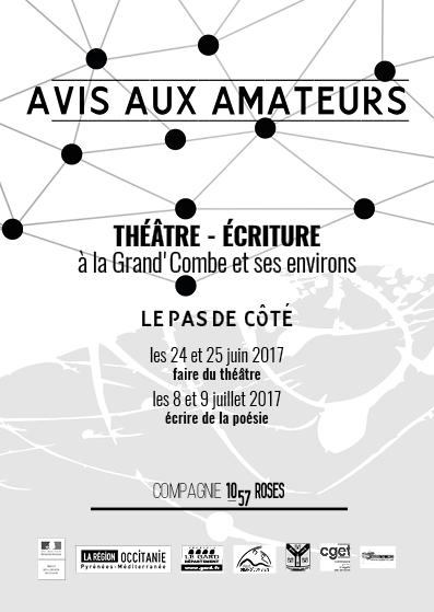 Trainance - LE PAS DE CÔTÉ - ÉCRITURE - JUILLET 2017